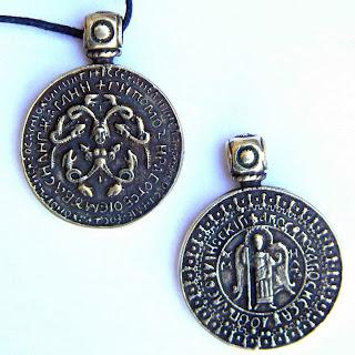 Купить бронзовые кулоны украина христианская символика