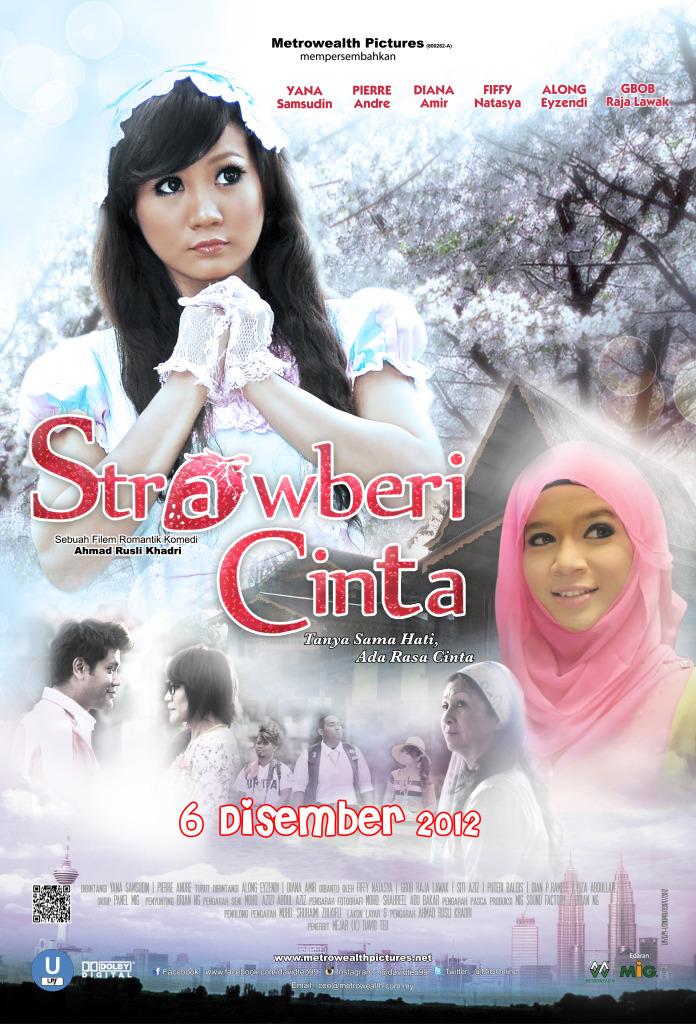 strawberi cinta