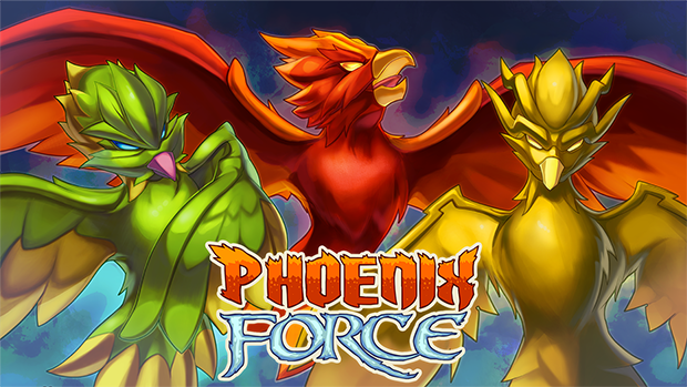 Phoenix Force Title