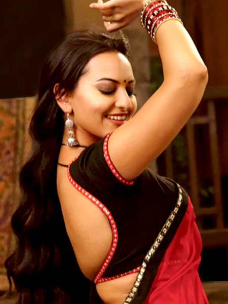 Hindi movie Dabangg heroine sonakshi sinha pics3