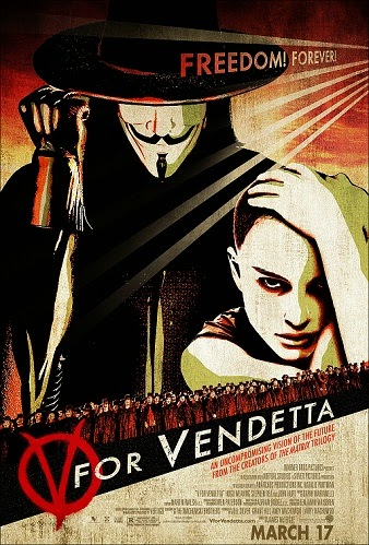 V for Vendetta (2005) BluRay 720p