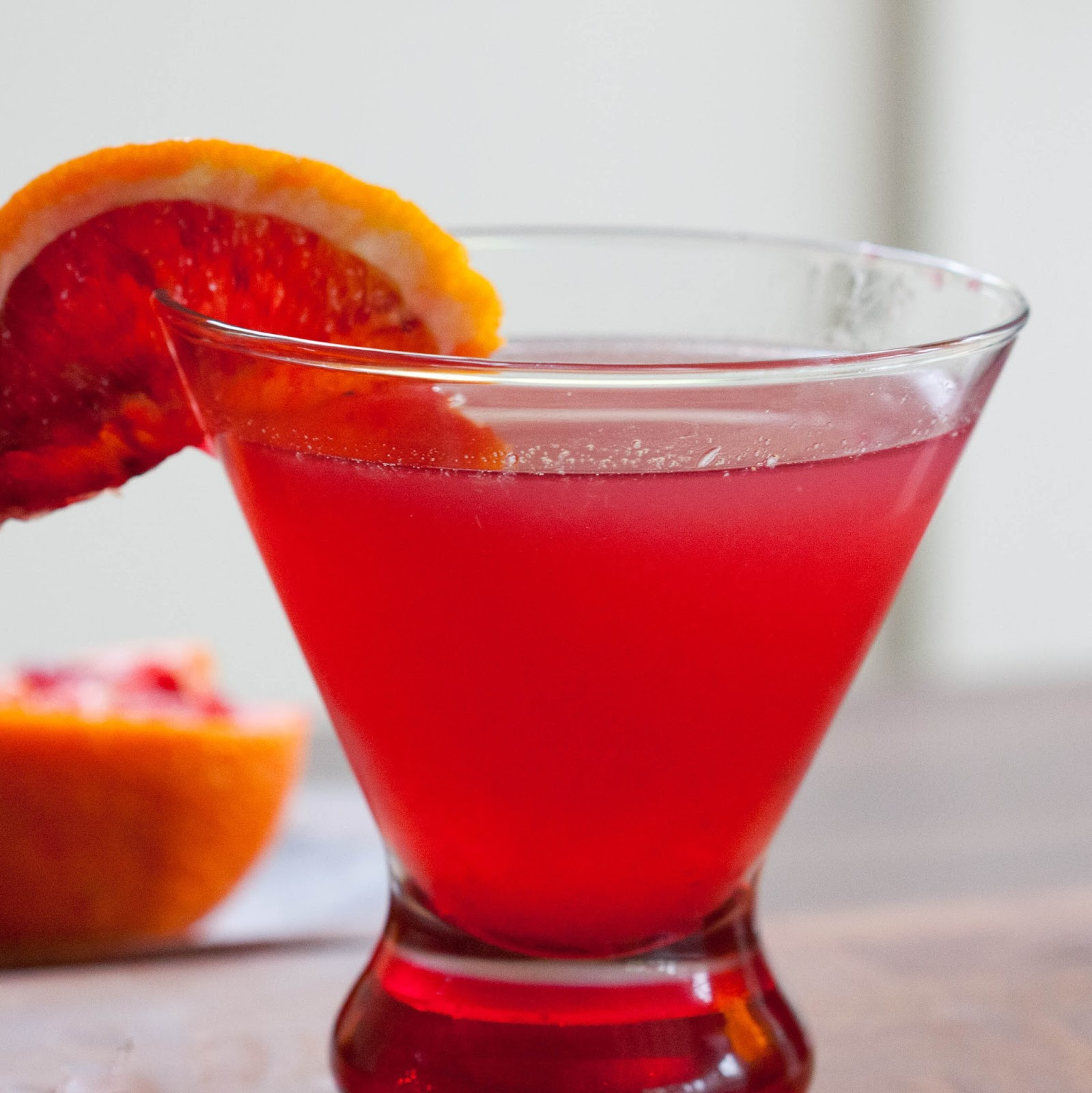 THE COCKTAIL HOUR: Blood Orange Margarita
