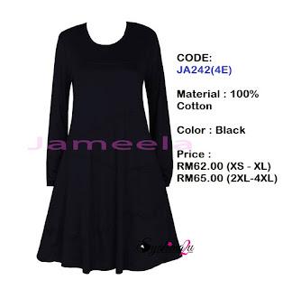 T-shirt-Muslimah-Jameela-JA242(4E)