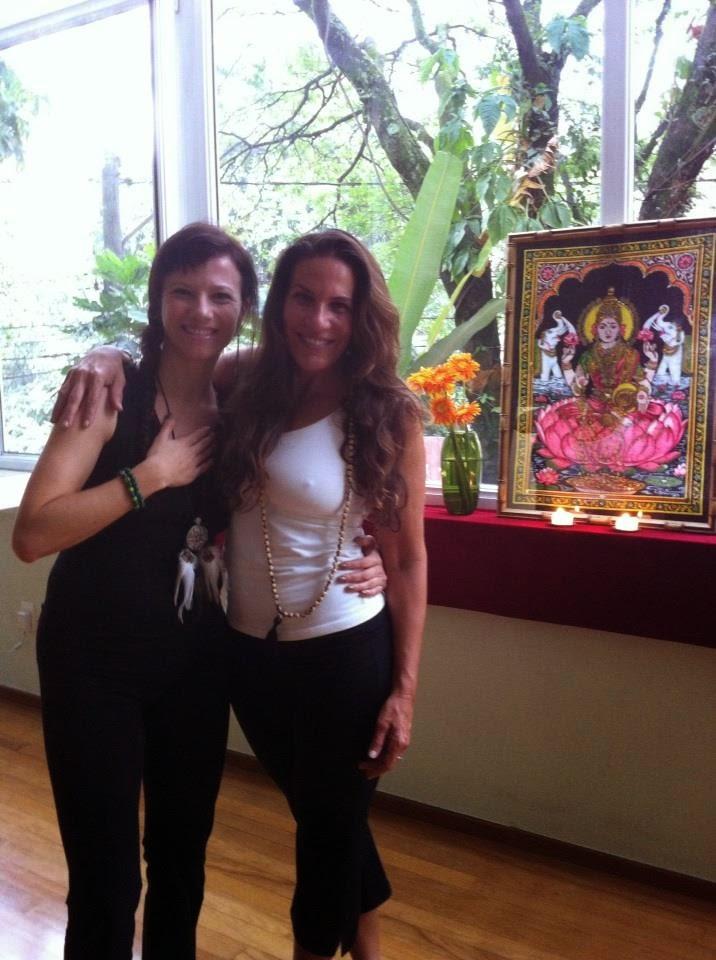 Eu e a Musa Micheline Berry -Brasil 2014