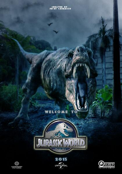 its a zoo out there review jurassic world