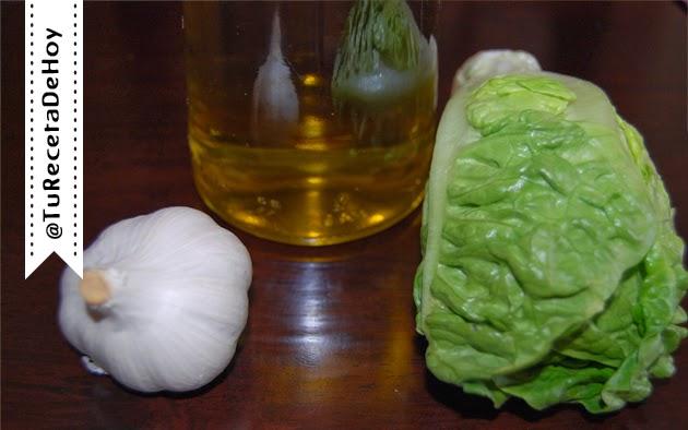 Ingredientes para hacer cogollos de tudela a la cordobesa