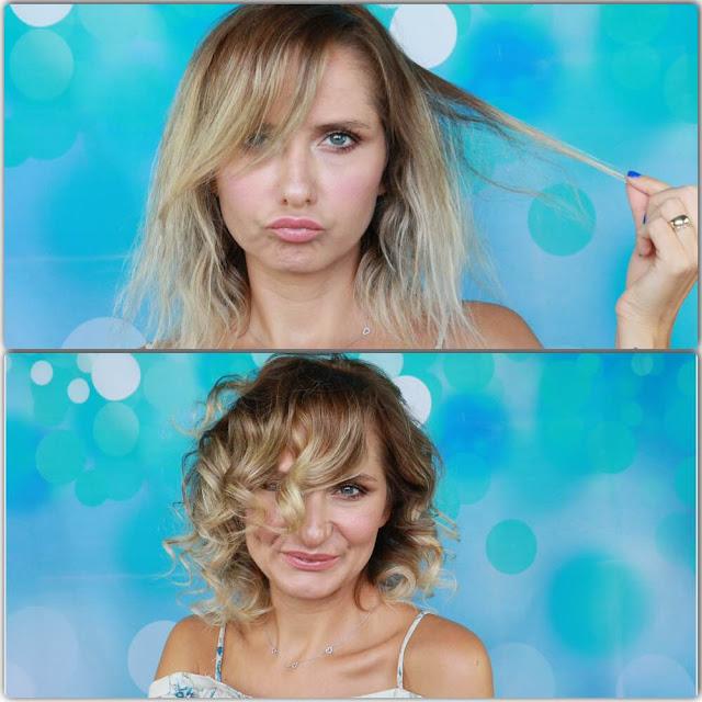saç maşası, kısa saç için maşa uygulaması, youtube videoları - makyaj blogları