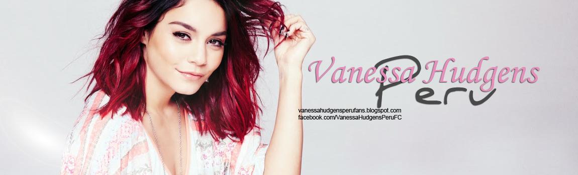 Vanessa Hudgens Peru