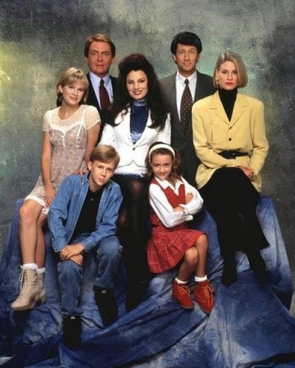 Así luce el elenco de 'La Niñera' 20 años después