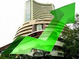 The Sensex today scaled 26,000 levels