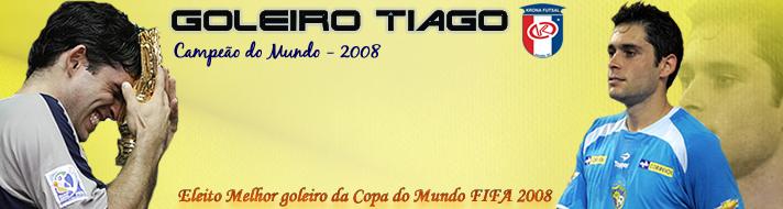 Goleiro Tiago