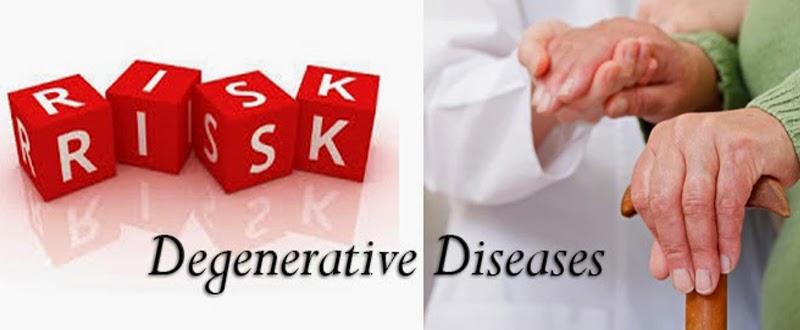 Penyakit Degeneratif Beserta Contohnya