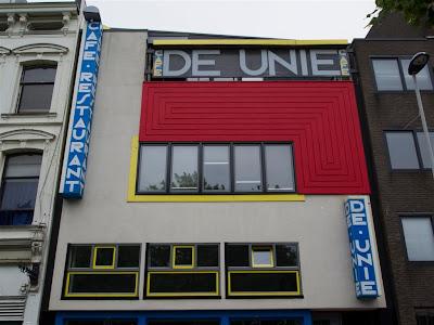 Café de Unie en Rotterdam