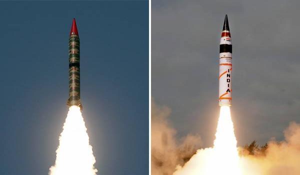 Chagai-I dan Pokhran-II