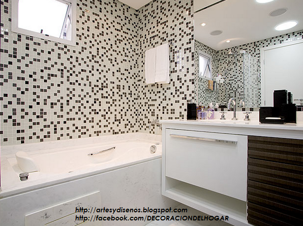 Imagenes de muebles para ba os modernos - Fotos de muebles de bano modernos ...