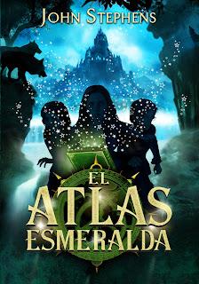 El Atlas Esmeralda, John Stephens FreeLibros