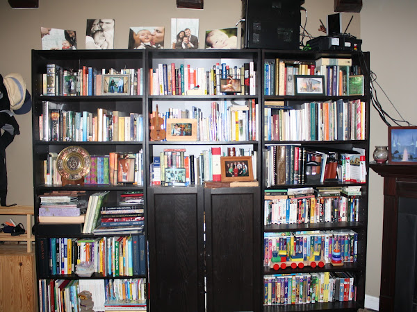 Home Style: Books, Books, and More Books