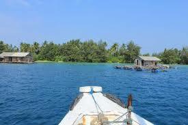menuju pulau menjangan besar karimunjawa