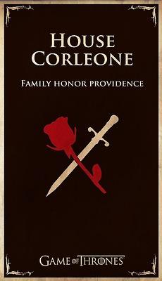 casa Corleone - Juego de Tronos en los siete reinos