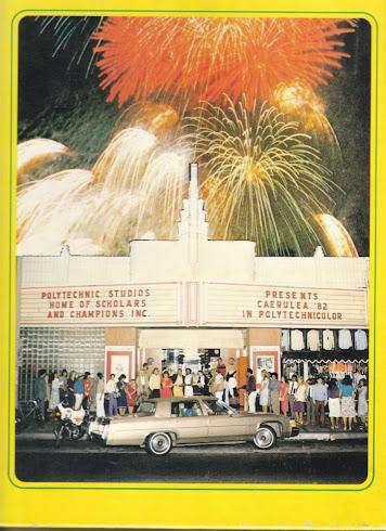 CAERULEA 1982
