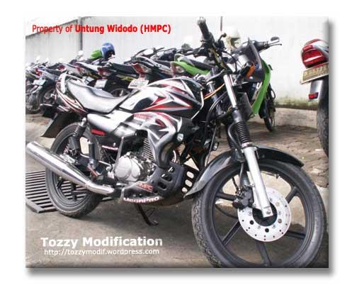 Motor Vega Zr Modif