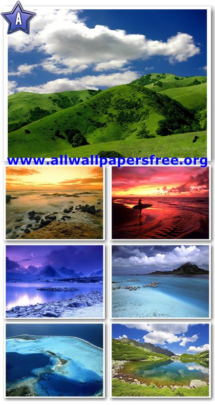 40 Amazing Landscapes Wallpapers 1600 X 1200 [Set 11]