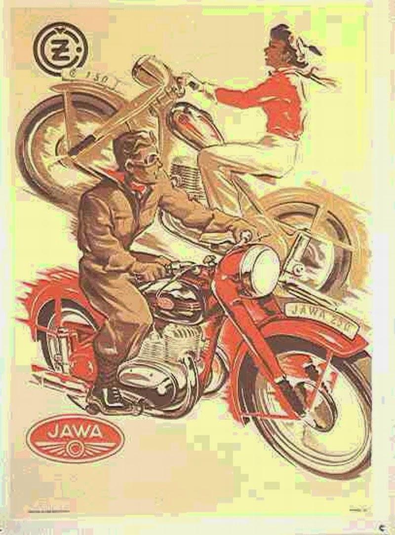 Plakat Jawy i CZ