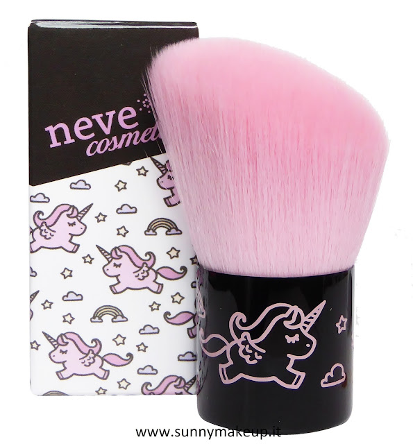 Neve Cosmetics - Nevebuki. Pennello Unicornbuki.