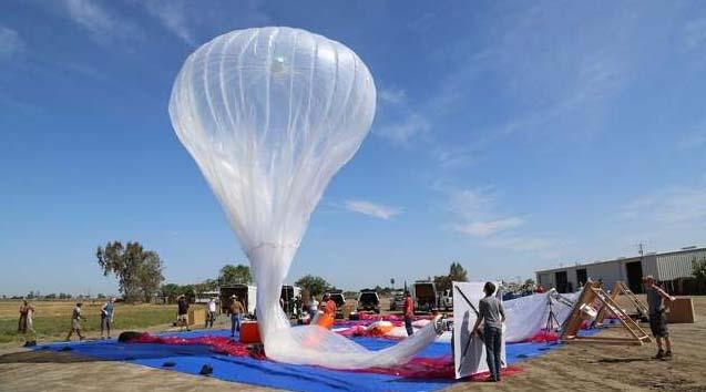 Akses Internet Indonesia Akan Cepat Dengan Hadirnya Baloon Google Tahun 2016