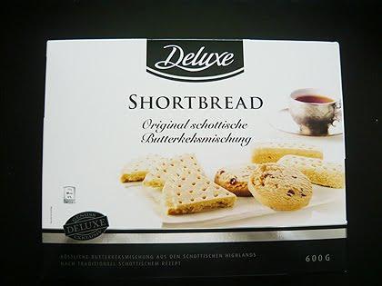 Deluxe Shortbread