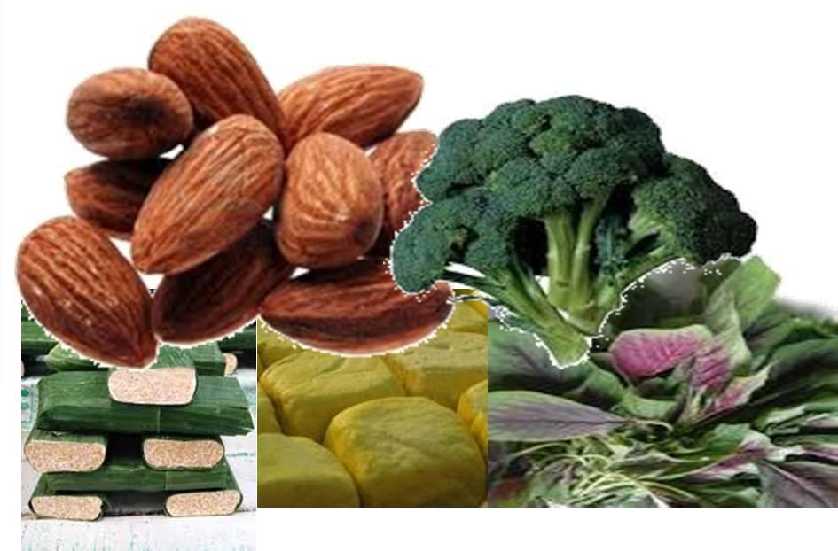 Inspiring Com Sumber Protein Nabati Terbaik Dari Makanan