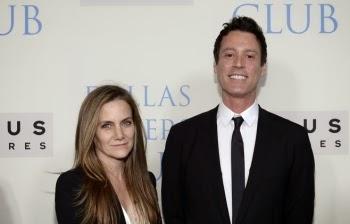 Oscar-nominated screenwriters Melisa Wallack and Craig Borten (DALLAS BUYERS CLUB)