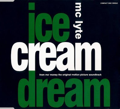 MC Lyte – Ice Cream Dream (CDM) (1992) (VBR)
