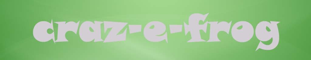 Craz-e-Frog