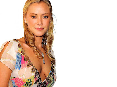 Kristanna Loken Lovely Wallpaper