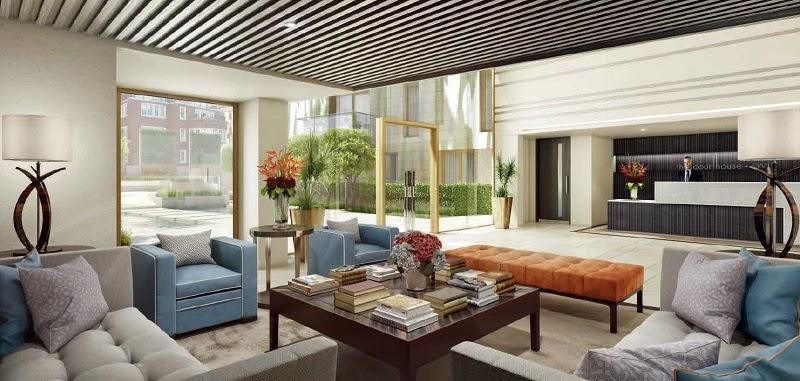 倫敦海外房地產投資內裝