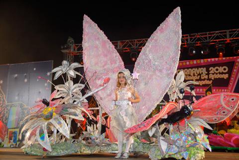 Historia de los Carnavales: Gala elección de la Reina del carnaval ...