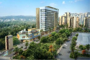 sushma commercial property in zirakpur