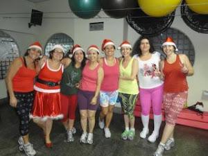 Natal na Academia - aulão jump+ combat