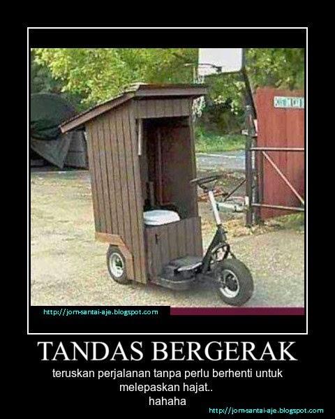 TANDAS BERGERAK