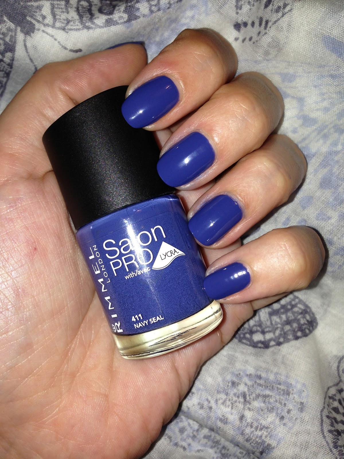 Navy Seal by Rimmel London Salon Pro Range