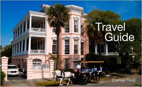 Brinde Gratis Guia Turístico de Charleston