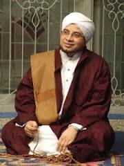 Habib Munzir Fuad AlMusawa Hafizohullah