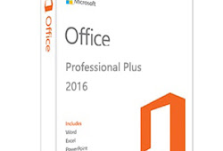 office 2016 professional plus key 2018