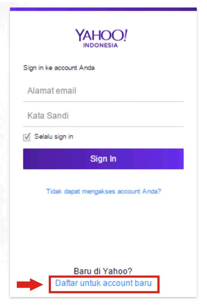 Cara Membuat Email Di Gmail Dan Yahoo - ASIK ITU BELAJAR