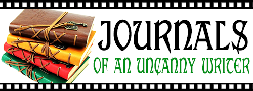 Journals Of An Uncanny Writer