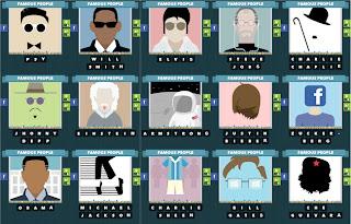 Icomania Famous People