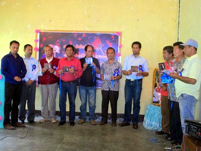 Nepali music album Timro Samjhana launched in Kalimpong