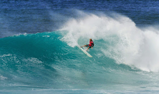37 Vans World Cup of Sufing 2014 Charly Martin Foto ASP