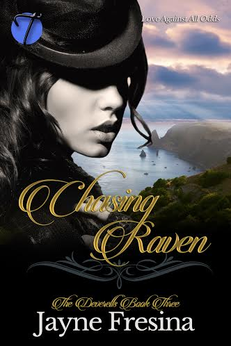 OUT NOW - CHASING RAVEN